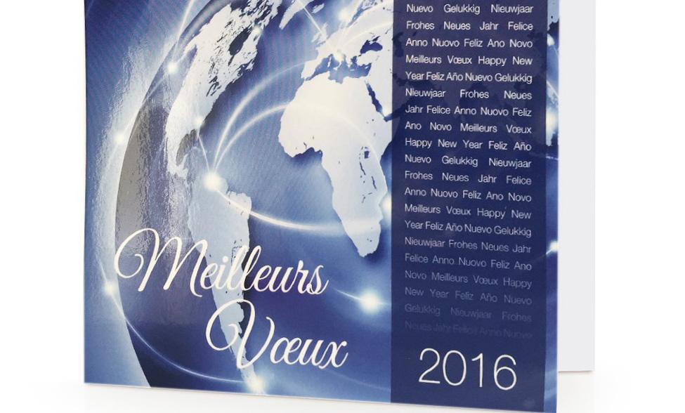 Votre Détective Privé vous souhaite une bonne année 2016